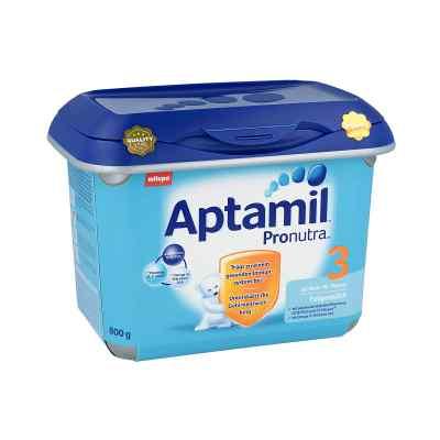 Aptamil Pronutra 3 Folgemilch ab 10.m.safebox Plv.  bei apolux.de bestellen