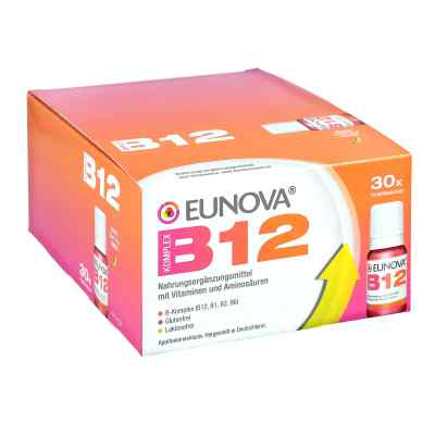 Eunova B12 Komplex Trinkfläschchen  bei apolux.de bestellen