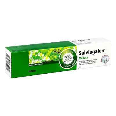 Salviagalen medius Zahncreme Madaus  bei apolux.de bestellen