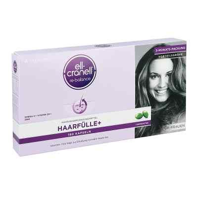 Ell-cranell Haarfülle+ für Frauen Kapseln  bei apolux.de bestellen