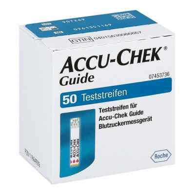 Accu Chek Guide Teststreifen  bei apolux.de bestellen