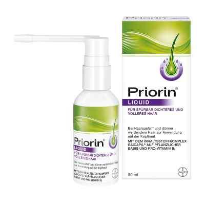 Priorin Liquid Pumplösung bei Haarausfall  bei apolux.de bestellen