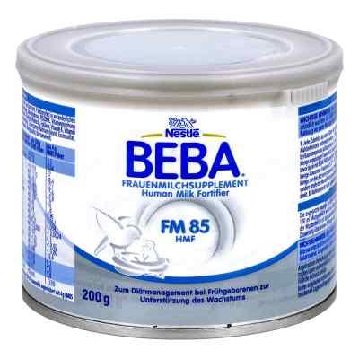 Nestle Beba Fm 85 Frauenmilchsupplement Pulver  bei apolux.de bestellen
