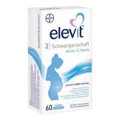 Elevit 2 Schwangerschaft Weichkapseln  bei apolux.de bestellen