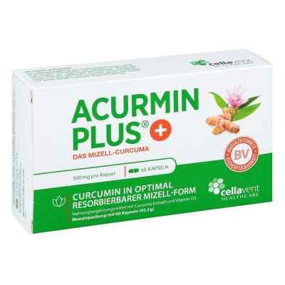 Acurmin Plus Das Mizell-curcuma Weichkapseln  bei apolux.de bestellen