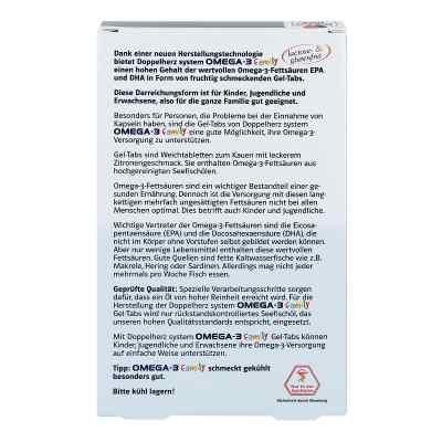Doppelherz Omega-3 family Gel-tabs system Kautablette (n)   bei apolux.de bestellen