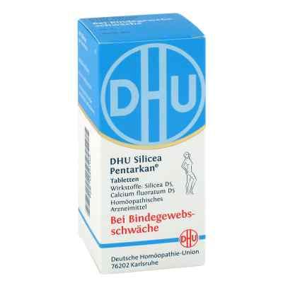 Dhu Silicea Pentarkan für das Bindegewebe Tabletten   bei apolux.de bestellen