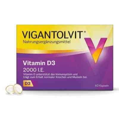 Vigantolvit 2000 I.e. Vitamin D3 Weichkapseln  bei apolux.de bestellen