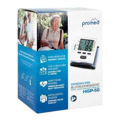 Promed Blutdruckmessgerät Handgelenk Hgp-50  bei apolux.de bestellen