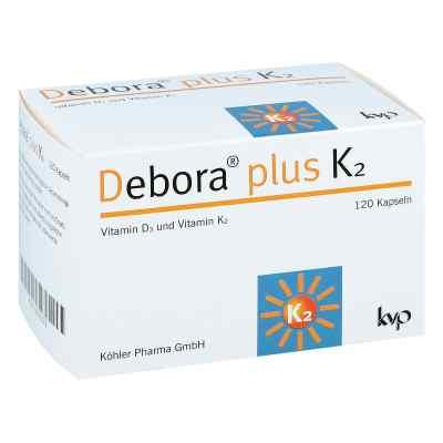 Debora plus K2 Kapseln  bei apolux.de bestellen