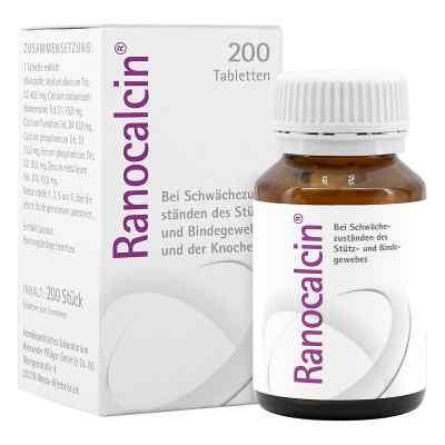 Ranocalcin Tabletten  bei apolux.de bestellen