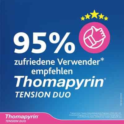 Thomapyrin TENSION DUO 400mg/100mg mit Coffein & Ibuprofen  bei apolux.de bestellen