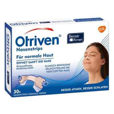 Otriven Besser Atmen Nasenstrips normal beige  bei apolux.de bestellen