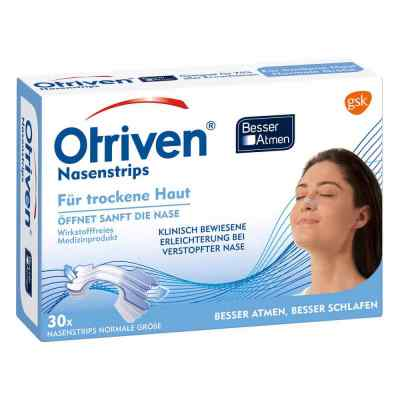Otriven Besser Atmen Nasenstrips normal transparent   bei apolux.de bestellen