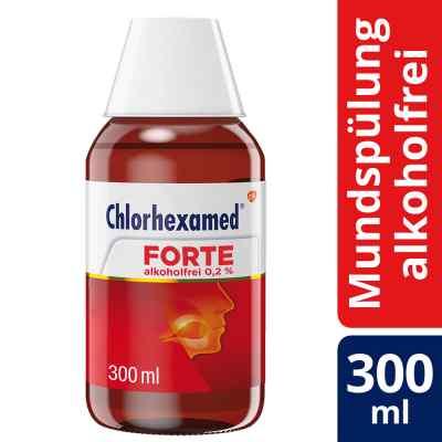 Chlorhexamed Forte alkoholfrei 0,2%, mit Chlorhexidin  bei apolux.de bestellen