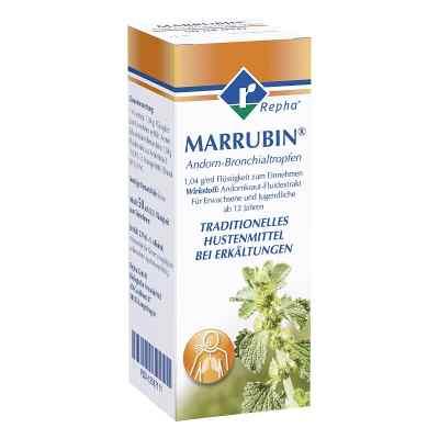 Marrubin Andorn-bronchialtropfen  bei apolux.de bestellen