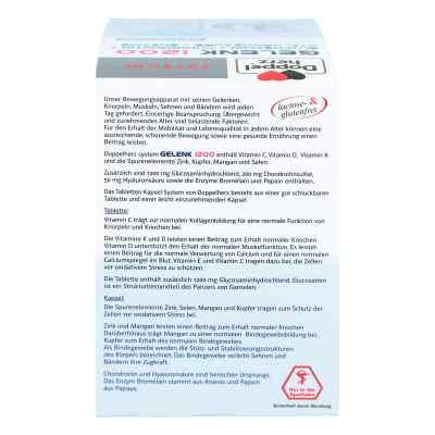 Doppelherz Gelenk 1200 system 60 Kapsel (n) +60 Tabletten  bei apolux.de bestellen