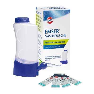 Emser Nasendusche mit 4 Beutel nasenspülsalz  bei apolux.de bestellen