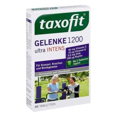 Taxofit Gelenke 1200 ultra intens Tabletten  bei apolux.de bestellen