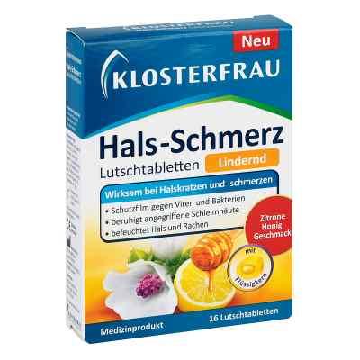 Klosterfrau Hals-schmerz Lutschtabletten  bei apolux.de bestellen