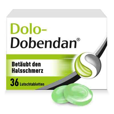 DOLO-DOBENDAN Lutschtabletten bei Halsschmerzen  bei apolux.de bestellen