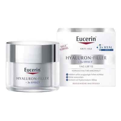 Eucerin Anti-age Hyaluron-filler Tag norm./Mischh.  bei apolux.de bestellen