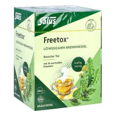 Freetox Tee Löwenzahn-brennnessel Bio Salus Fbtl.  bei apolux.de bestellen