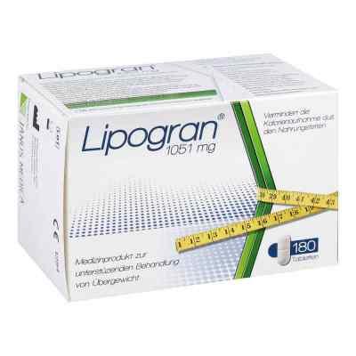 Lipogran Tabletten  bei apolux.de bestellen