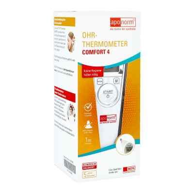 Aponorm Fieberthermometer Ohr Comfort 4  bei apolux.de bestellen