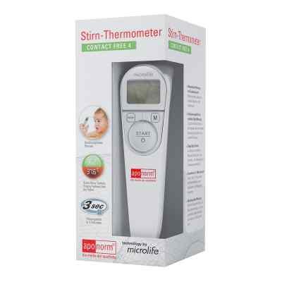 Aponorm Fieberthermometer Stirn Contact-free 4  bei apolux.de bestellen