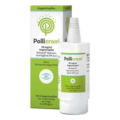 Pollicrom 20 mg/ml Augentropfen  bei apolux.de bestellen