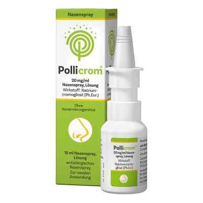 Pollicrom 20 mg/ml Nasenspray Lösung  bei apolux.de bestellen