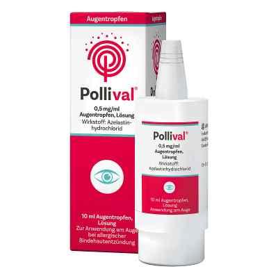 Pollival 0,5 mg/ml Augentropfen Lösung  bei apolux.de bestellen