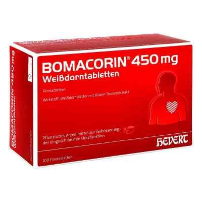 Bomacorin 450 mg Weissdorntabletten  bei apolux.de bestellen