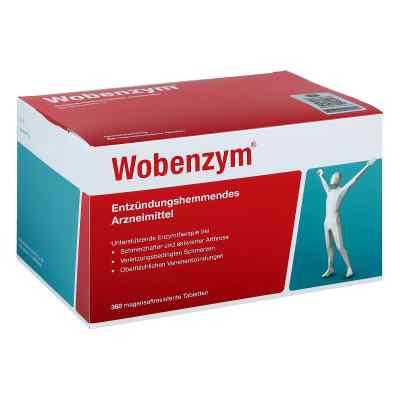 Wobenzym magensaftresistente Tabletten  bei apolux.de bestellen