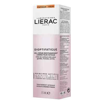 Lierac Dioptifatigue Müde Gel-creme  bei apolux.de bestellen