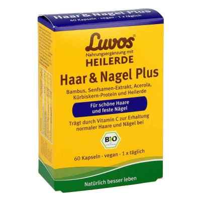 Luvos Heilerde Bio Haar & Nagel Plus Kapseln  bei apolux.de bestellen