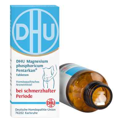 Dhu Magnesium phos.Pentarkan Periodenschmerz Tabletten   bei apolux.de bestellen