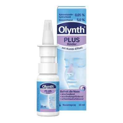 Olynth Plus 0,05%/5% für Kinder Nasenspray ohne K.  bei apolux.de bestellen