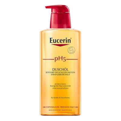 Eucerin pH5 Duschöl mit Pumpe empfindliche Haut  bei apolux.de bestellen