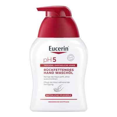 Eucerin pH5 Hand Wasch öl empfindliche Haut  bei apolux.de bestellen