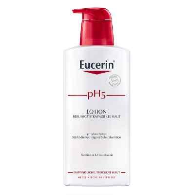 Eucerin pH5 Lotion mit Pumpe empfindliche Haut  bei apolux.de bestellen