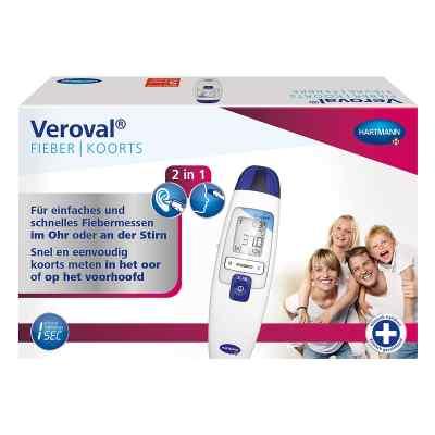 Veroval 2in1 Infrarot-fieberthermometer  bei apolux.de bestellen
