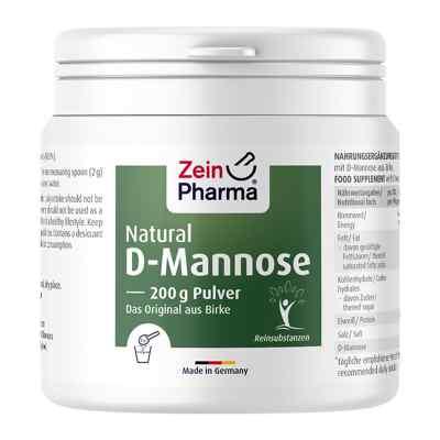 Natural D-mannose aus Birke Zeinpharma Pulver  bei apolux.de bestellen