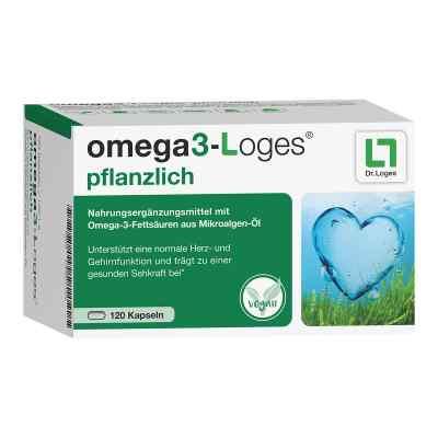 Omega3-loges pflanzlich Kapseln  bei apolux.de bestellen