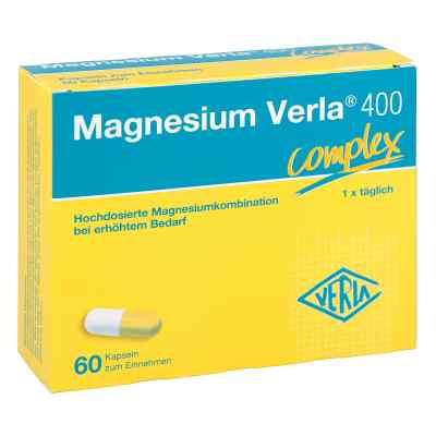 Magnesium Verla 400 Kapseln  bei apolux.de bestellen