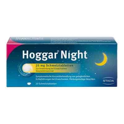 Hoggar Night 25 mg Schmelztabletten  bei apolux.de bestellen