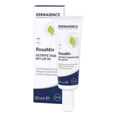Dermasence Rosamin getönte Tagespflege Lsf 50 Cr.  bei apolux.de bestellen