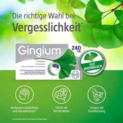 Gingium 240 mg Filmtabletten  bei apolux.de bestellen