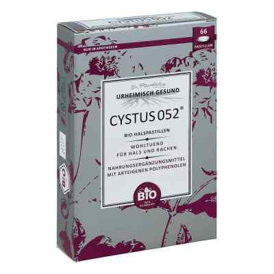 Cystus 052 Bio Halspastillen  bei apolux.de bestellen